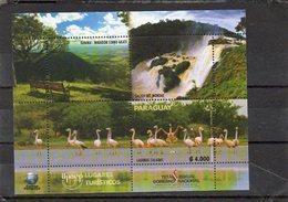 2017 PARAGUAY - Birds, Upaep - Non Classés