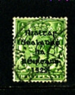 IRELAND/EIRE - 1922  1/2d  OVERPRINTED  THOM  SG 30  FINE USED - 1922 Governo Provvisorio