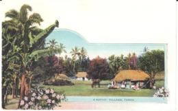 Tonga Toga Stationery - Horse - Banana Palm - Sellos