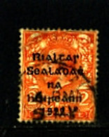 IRELAND/EIRE - 1922  2d  (Die I) OVERPRINTED  THOM  SG 33  FINE USED - 1922 Governo Provvisorio