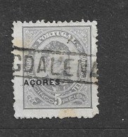 1882 USED  Açores  Mi 38 - Azores