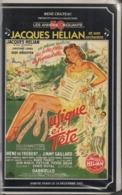 K7,VHS. René Chateau. MUSIQUE En TÊTE. Jacques HELIAN Et Son Orchestre - Comedy