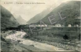 Gavet (38) - Vue Des Usines Et De La Romanche (Circulé En 1913) - France