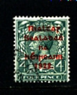 IRELAND/EIRE - 1922  4d OVERPRINTED  THOM  IN RED  SG 37  FINE USED - 1922 Governo Provvisorio