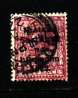 IRELAND/EIRE - 1922  6d OVERPRINTED  THOM SG 39  FINE USED - 1922 Governo Provvisorio