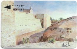 Bahrain - Qalat Al Bahrain Fort - 25BAHA - 1993, 100.000ex, Used - Baharain