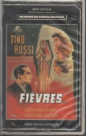 K7,VHS. René Chateau. FIEVRES... Tino ROSSI - Jacqueline DEBULAC, Madeleine SOLOGNE - Comedy