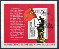 DDR Michel-Nr. Block 42 Vollstempel - Blocchi
