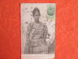 Native Woman High Dress - Côte-d'Ivoire