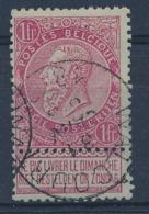 "BELGIE - OBP Nr 64 - Cachet ""WALCOURT"" - Cote 25,00 € - (ref. ST 1207) - 1893-1900 Thin Beard"