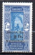 Col17  Colonie Dahomey  N° 147 Neuf X MH  Cote 10,00€ - Unused Stamps