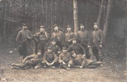 ELBEUF - Escouade 11- 74ème De Ligne Régiment D'Infanterie Cachet Service Postal  (Seine Maritime) - Elbeuf