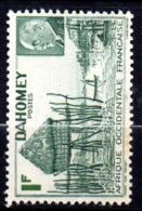 Col17  Colonie Dahomey  N° 149 Neuf XX MNH  Cote 1,20€ - Unused Stamps