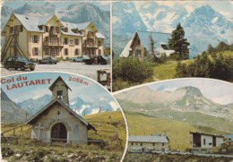 Carte Postale Des Années 70-80 Des Hautes-Alpes - Col Du Lautaret - Vues Multiples - Frankrijk