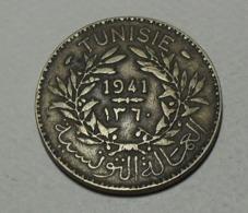 1941 - Tunisie - Tunisia - 1360 - Bon Pour 2 FRANCS, Chambre De Commerce, KM 248 - Tunisia