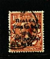 IRELAND/EIRE - 1922  1 1/2d  OVERPRINTED THOM  WIDER DATE  SG 49 FINE USED - 1922 Governo Provvisorio
