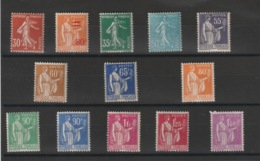 FRANCE - Lot Neuf * - MH - Cote: 19,50€ - Unused Stamps