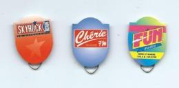 2 CT - TROMBONES PUBLICITAIRES (3 Pièces) -  THEME STATION DE RADIO ( 2 SCAN ) - Music & Instruments