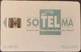Telefonkarte Mali -  30 Units - Mali