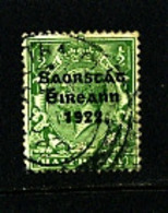 IRELAND/EIRE - 1922   FREE STATE  1/2d  SG 52 FINE USED - Usati