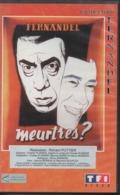 K7,VHS. MEURTRES. FERNANDEL - Jeanne MOREAU - Raymond SOUPLEX - Philippe NICAUD - Cómedia