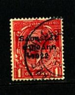 IRELAND/EIRE - 1922   FREE STATE  1d  SG 53 FINE USED - Usati