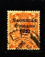 IRELAND/EIRE - 1922   FREE STATE  2d  SG 55 FINE USED - Usati