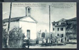 CV2945 ONIGO DI PIAVE (Treviso TV) Cavallea Chiesa Di S. Giovanni, Asilo Infantile Contessa Caterina Jaquillaro D'Onigo, - Treviso
