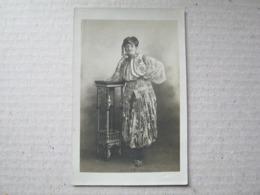 "Algeria / Woman In Costume / "" PHOTOGRAPHIE MAX ALGER "" ( Photopostcard ) - Vrouwen"