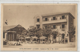"CAGNES Hotel Restaurant ""LA SERRE"" - Cagnes-sur-Mer"