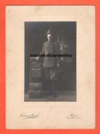 Alpini Bella Foto Su Cartoncino Rigido Prime Decadi Del '900 - Guerra, Militari
