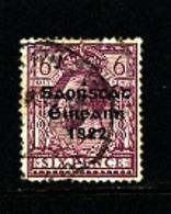 IRELAND/EIRE - 1922   FREE STATE  6d  SG 60  FINE USED - Usati