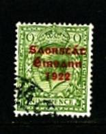 IRELAND/EIRE - 1922   FREE STATE  9d  SG 61  FINE USED - Usati