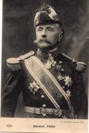 MILITARIA 428 : Général Foch , édit. E L D - Personaggi