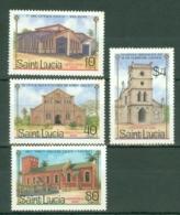 St Lucia: 1986   Christmas   MNH - St.Lucia (1979-...)