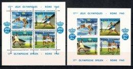 Belg. 1960 - E 78** Getand En Onget. / Dentelé Et Non Dent.  MNH - Commemorative Labels