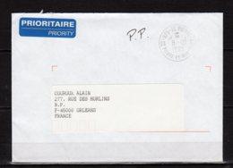 Saint-Pierre Et Miquelon Lettre Du 08-12-1999 Pour La France En P.P. Lot 24-156 - St.Pierre Et Miquelon