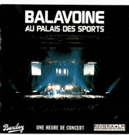CD N°2808 - BALAVAOINE AU PALAIS DES SPORTS - COMPILATION 12 TITRES - Musique & Instruments