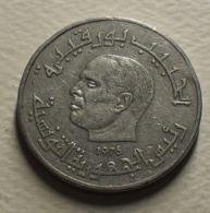 1976 - Tunisie - Tunisia - 1/2 DINAR, F.A.O. KM 303 - Tunisia