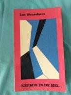 Luc Wenseleers, Kermis In De Hel; Yang Poëzie Reeks Gent 1970; - Poésie