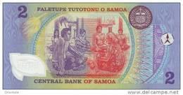 SAMOA P. 31e 2 T 1990 UNC - Samoa