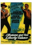 Réf. 609/ 1 CPM - Carte Postale Cinéma - L'homme Qui Tua Liberty Valance James Stewart John Wayne - Manifesti Su Carta