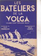 LES BATELIERS DE LA VOLGA SPARTITO AUTENTICO 100% - Other