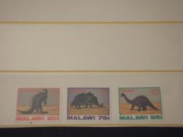 MALI - 1993 SAURI 3 VALORI -  NUOVI(++) - Mali (1959-...)