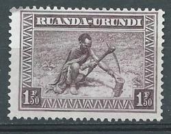 Ruanda Urundi  - Yvert N°  112 (*)   -  Ava28426 - 1924-44: Neufs