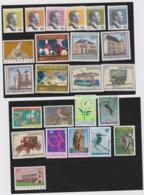 LUXEMBOURG Année 1993 Compléte 24 T Neufs Xx N° YT 1260 à 1283 - Luxembourg