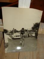 Belle Photo Originale Du Cycliste Henri ANGLADE TOUR DE FRANCE 50's - Cycling