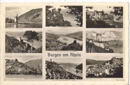 Burgen Am Rhein - HP1746 - Germania