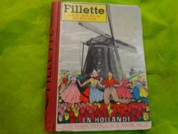 FILLETTE / HEBDO / OSCAR LILI MIKI AGGIE ... N°430 Incomplet-431-432-433-434-435-436-437-a 441 - Fillette
