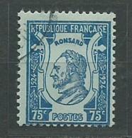 FRANCE: Obl., N° YT 209, TB - Gebraucht